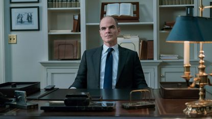 Michael Kelly as Doug Stamper.
