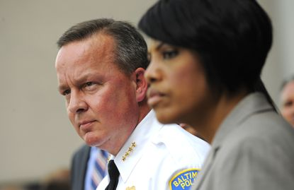 A coalition of activist groups has sent a list of demands to interim Police Commissioner Kevin Davis and Mayor Stephanie Rawlings-Blake in advance of Davis' scheduled confirmation hearing Wednesday afternoon.