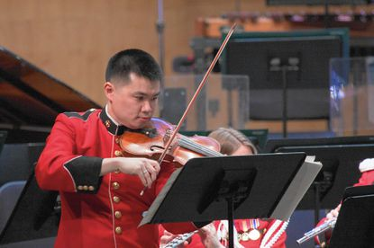 Marine Chamber Orchestra to perform at Howard Community College