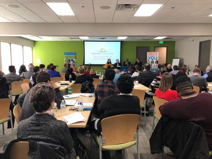 The 2020 Vision for Health in Howard County report was publicly released Thursday at the Howard County Local Health Improvement Coalition meeting.