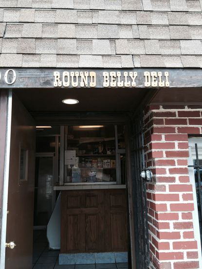 Round Belly Deli has the best barbecue in Maryland