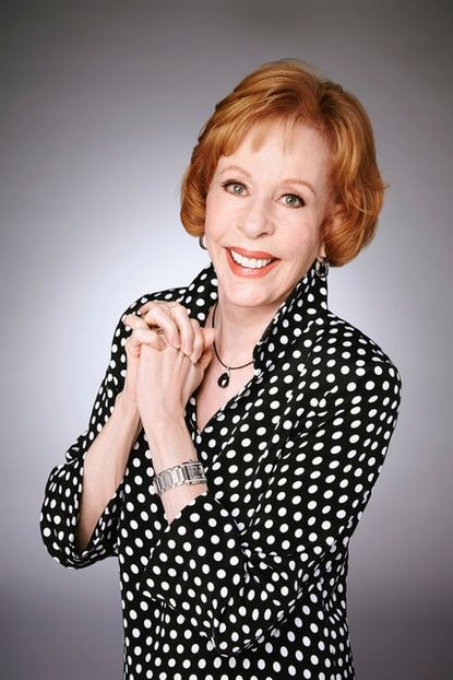 An audience with Carol Burnett? Sure, and at the Lyric