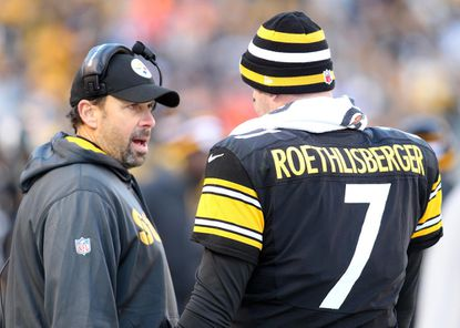 """Todd Haley said a stronger bond was forged with Ben Roethlisberger during the offseason, when the quarterback invited his offensive coordinator to a charity golf event he holds every year and """"we shared the same cart for five or six hours."""""""