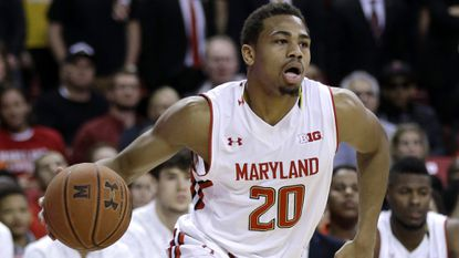 Terps senior guard Richaud Pack has played well in the last two games.