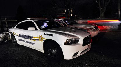 Carroll County sheriff's deputy injured in collision