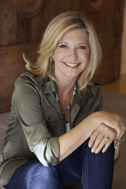Interview: Olivia Newton-John can't slow down