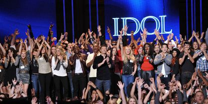 A few of the 300-plus contestants trying to make it out of the Hollywood round alive.