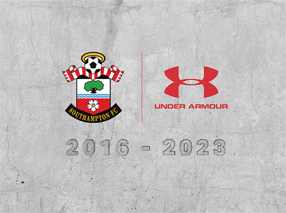 Under Armour signs Southampton FC