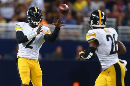 hot sale online 97f5c 4dca9 Steelers offense forced to adjust to Michael Vick's ...