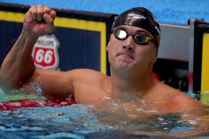 Wanted: New face for U.S. men's swimming. Maybe Nathan Adrian?