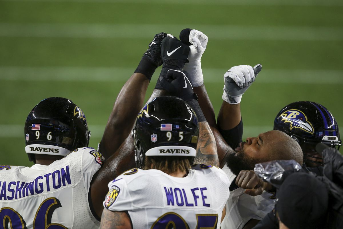 Which Ravens Players Have Been Sidelined Due To The Team S Coronavirus Outbreak Baltimore Sun