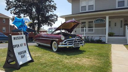 The Taneytown Heritage and Museum Association will host the 2019 Hudson Car Show at the site of the original Hudson dealership, now serving as the Taneytown museum, at 340 E. Baltimore St., on June 15