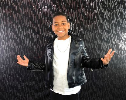 10-year-old Annapolis rapper to perform on 'America's Got Talent'