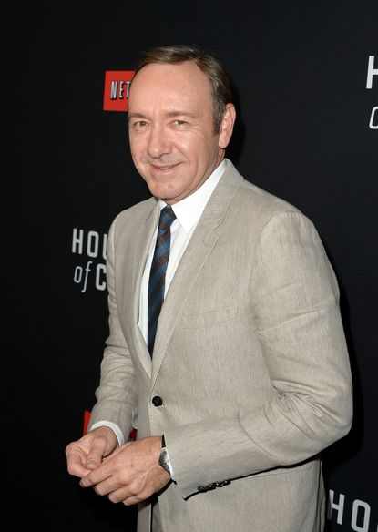 Kevin Spacey stops play to yell at audience member whose cell phone rang