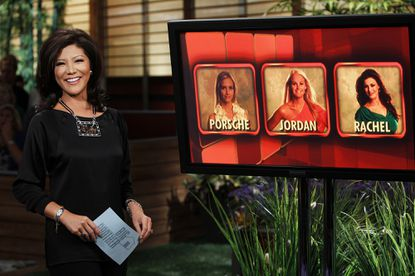 """Julie Chen hosts the 2011 season of """"Big Brother"""" on CBS."""