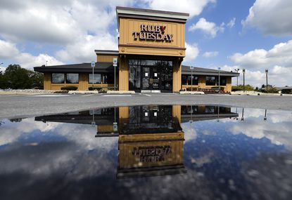 The Ruby Tuesday's in Westminster closed their doors, photographed Tuesday, Sept. 17, 2019.