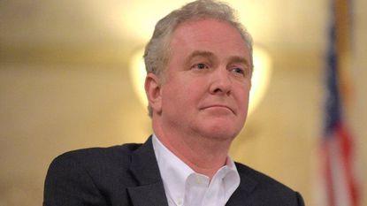 U.S. Sen. Chris Van Hollen is expected to endorse Prince George's County Executive Rushern L. Baker III Friday in Landover.