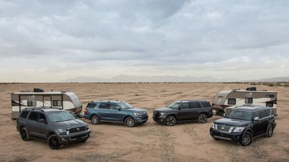 Best of the biggest: 2018 Ford Expedition outdoes Nissan Armada and other full-size SUVs