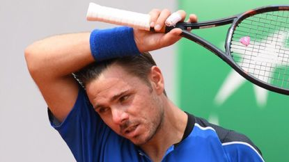 Former champion Stan Wawrinka out of French Open