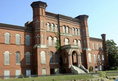 This building once housed the Baltimore Hebrew Orphan Asylum, located at 2700 Rayner Avenue in the Greater Rosemont neighborhood and is now serving as a drug treatment facility.