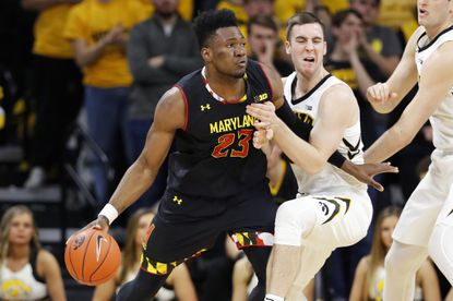 Iowa announcer who referred to Maryland's Bruno Fernando as 'King Kong' to be reinstated