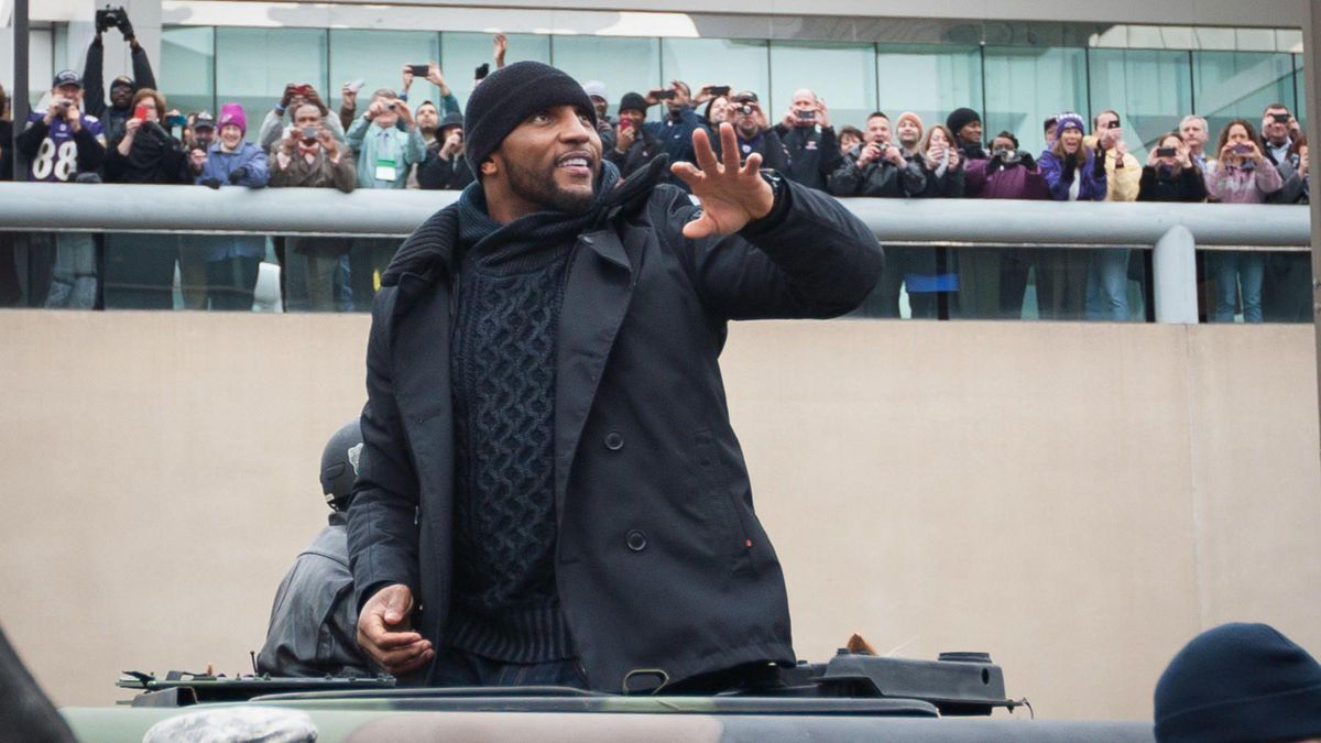 0ff6b173 Ray Lewis and Baltimore: A creation myth 22 years in the making ...