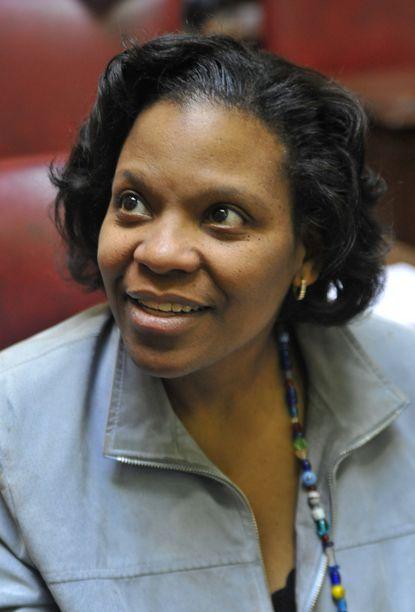State Sen. Lisa Gladden, a Baltimore Democrat.