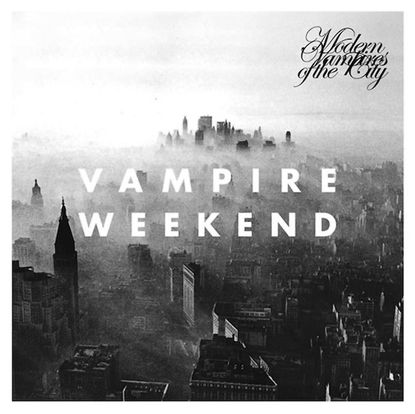 """""""Modern Vampires of the City"""" by Vampire Weekend"""