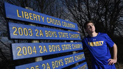 Boys Cross Country Runner of the Year: Saxon 'exactly what we needed him to be' for state champ Lions