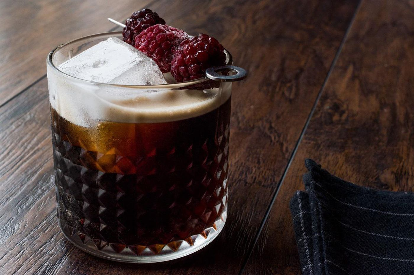 """Flipin' lucky cocktail 