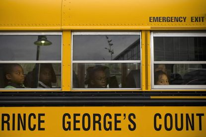 Students in Prince George's County public schools will be in school until June 20 to make up for seven days of instruction time lost to inclement weather, according to an announcement from the school district Wednesday.