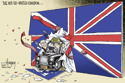 Not-so-United-Kingdom