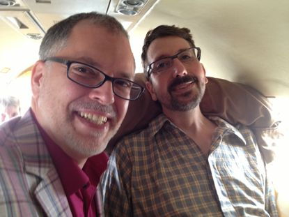 Judge rules gay Ohio couple's Maryland marriage should be recognized