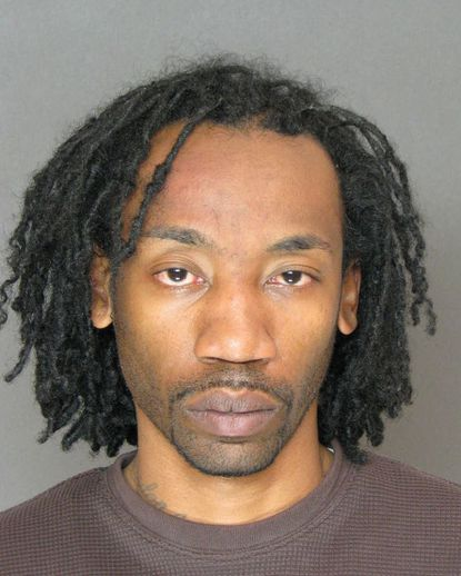 """Brandon Jerome Stanfield is charged with first-degree murder. Police say he felt """"disrespected"""" when the victim left a cookout early, according to charging documents."""
