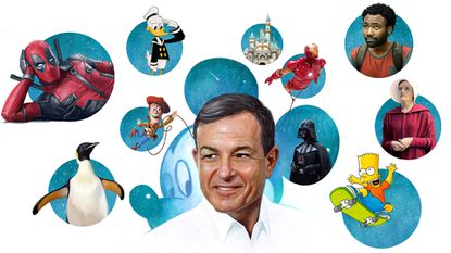 With Fox, Disney will have an even bigger footprint in Hollywood