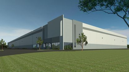 Developers break ground on two industrial buildings in Trimble Road Business Park in Edgewood.