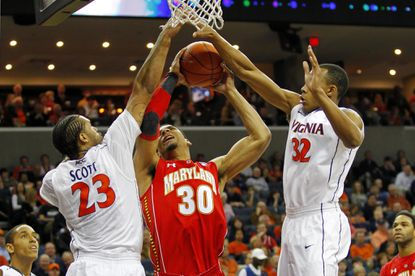Terps suffer biggest loss of season vs. Virginia