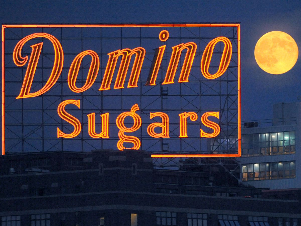 Baltimore's renowned Domino Sugars sign is in safe hands