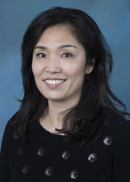 Dr. Jenny J. Kim, a medical oncologist who recently left the Alvin & Lois Lapidus Cancer Institute at LifeBridge Health to take a job in California.