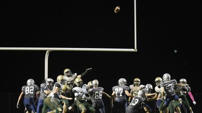 Football: MV's Koontz getting national exposure at kicking camp