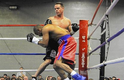 Laurel native Tony Jeter beat Guillermo Valdes, of Miami, on April 26 in Springfield, Va., to improve to 16-4-1 in his career. His next fight will be June 14 and on June 28 he will help put on an amateur boxing event at The Gardens Ice House in West Laurel.
