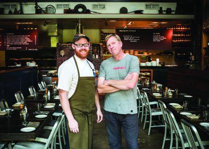 Best Chef: Patrick 'Opie' Crooks at Woodberry Kitchen