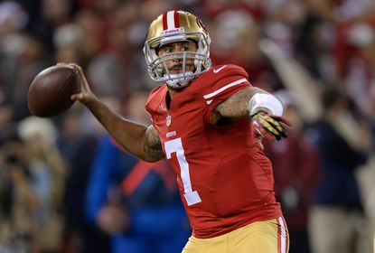 San Francisco quarterback Colin Kaepernick signed a six-year $110 million deal.