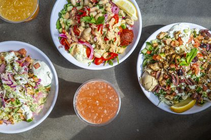 Cava, the Mediterranean fast-casual chain coming to White Marsh, has a branch in Columbia.