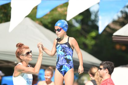 Five Oaks opens swim season with victory, Rollingwood and Hunting Hills produce multiple winners