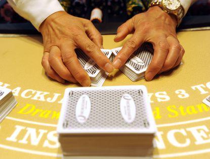 Problem gambling center mounts campaign urging restraint