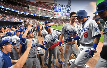 Dodgers advance NL Championship Series against the Milwaukee Brewers