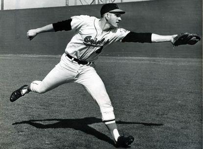 Former Orioles outfielder Russ Snyder