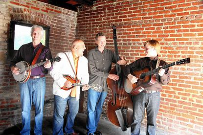 Band Frank Solivan and Dirty Kitchen will perform at the Carroll Arts Center, Saturday, Jan. 31.