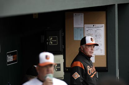 Orioles' deep roster allows for in-game lineup transformation we saw Monday